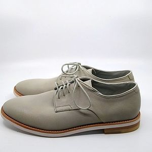 Calvin Klein Agusto grey Oxford shoes size 11.5